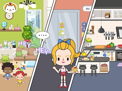 Miga Town: My Apartment Screenshot