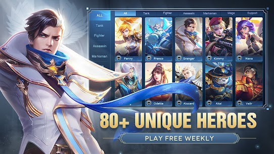 Mobile Legends: Bang Bang 1.5.46.5971 (MOD, Map) 5