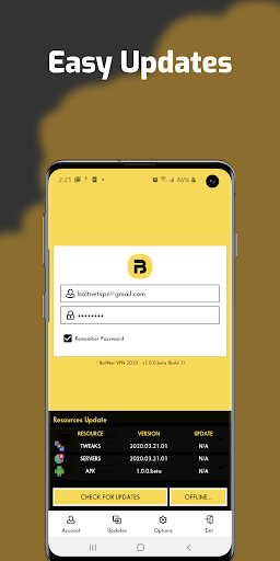 Boltnet VPN  Screenshots 4