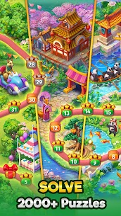 Mahjong Journey: A Tile Match Adventure Quest 1.25.6801 5