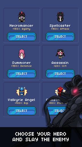 Hero's Quest: Automatic Roguelite RPG  screenshots 5