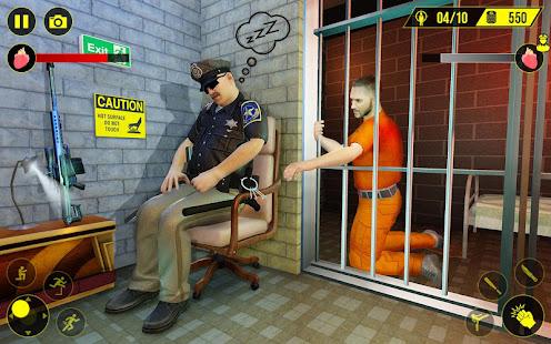 us prison escape mission :jail break action game hack