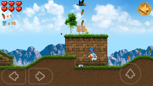 Beeny Rabbit Adventure Platformer World 2.9.1 screenshots 18