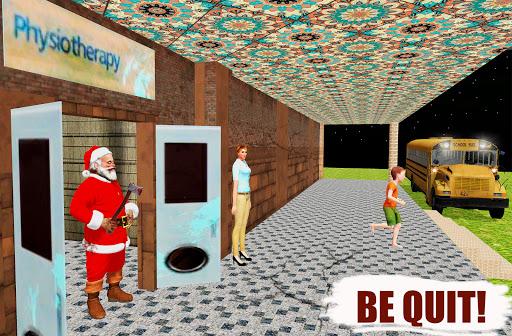 Scary Santa Granny Chapter 2 - Escape Horror House 1.6 screenshots 6