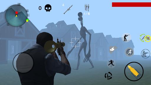 Siren Head haunted house - scary horror Adventure apkdebit screenshots 4