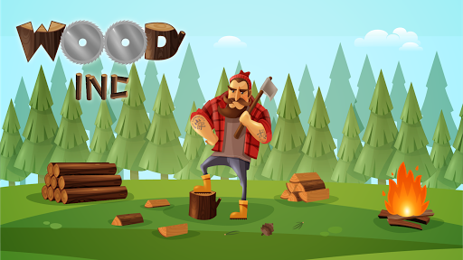 Wood Inc. - 3D Idle Lumberjack Simulator Game 1.1.3 screenshots 13