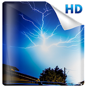 Thunder Storm Lightning APUS Live Wallpaper