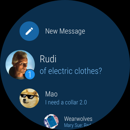 Telegram 7.4.2 screenshots 8