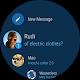 screenshot of Telegram