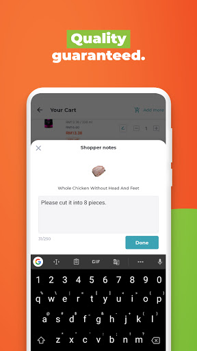 HappyFresh: Grocery, Food Delivery Online Shopping 3.33.1 screenshots 7