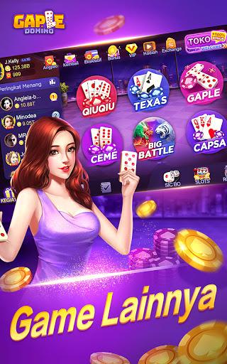 Gaple Domino Poker Qiuqiu Capsa Ceme Slot Online Mod Apk Download Ads Free Apk Corp