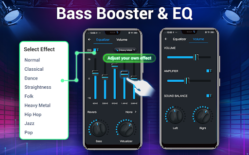 Music Player - Bass Booster & Free Music android2mod screenshots 19