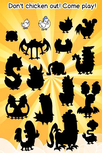 Chicken Evolution - ud83dudc13 Mutant Poultry Farm Clicker screenshots 4