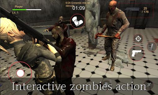 Evil Rise: Zombie Resident Mod Apk (Unlimited Golds) 2