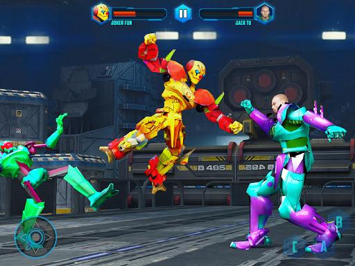 Robot X Street Battle: Beat Em Up Warrior Assassin apkmr screenshots 11