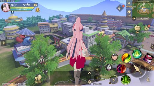 Code Triche Naruto: Slugfest (Astuce) APK MOD screenshots 3