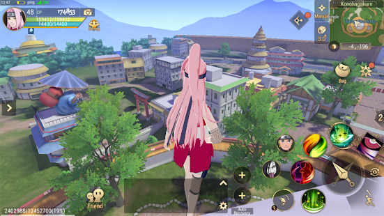 Naruto: Slugfest Screenshot