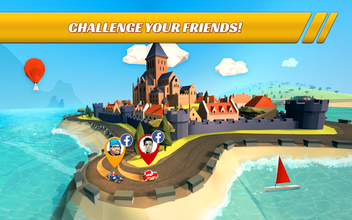 pocket rush screenshot 2