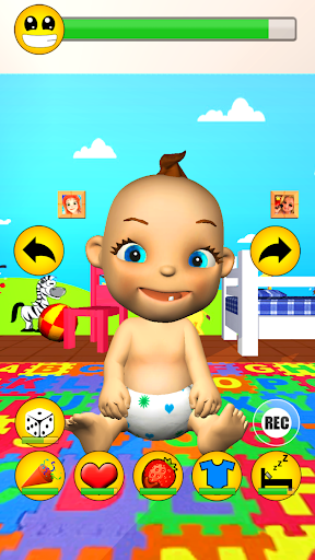 My Baby: Baby Girl Babsy screenshots 17