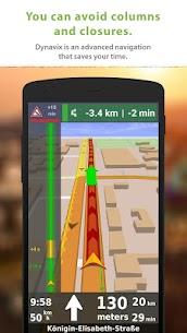 Dynavix Navigation, Traffic Information & Cameras 3