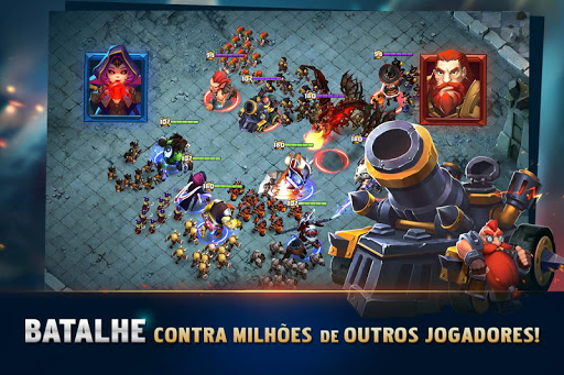 Clash of Lords 2: A Batalha  screenshots 4