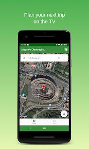 Maps on Chromecast Pro v1.7.6 MOD APK – Map app for your TV 3
