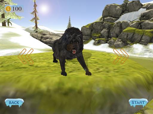 Wildlife Artic Wolf Game - Warewolf Games 2020 0.1 screenshots 10