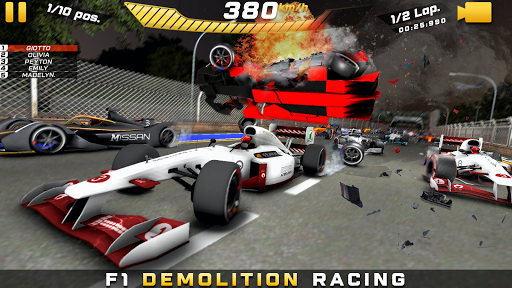 Top formula car speed racer:New Racing Game 2021 1.4 screenshots 12