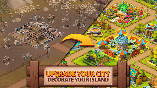 Fantasy Island Sim: Fun Forest Adventure 2.2.2 APK + Мод (Unlimited money) за Android