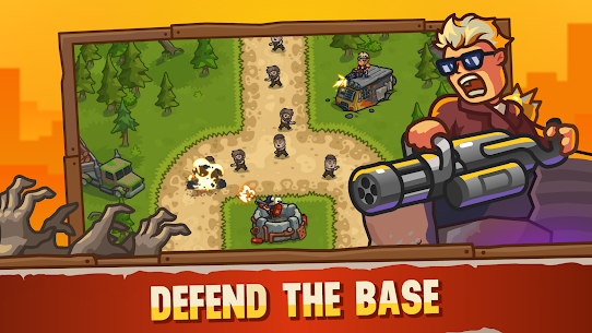 Last Day Defense MOD APK 2.0.342 (Free Upgrade) 6