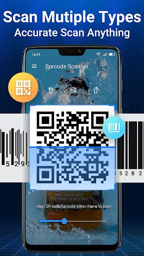 QR Code Scan & Barcode Scanner  screenshots 3