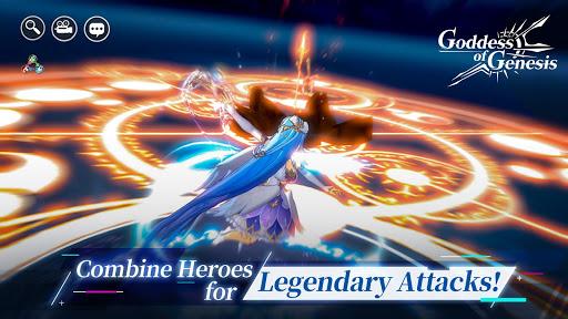 Goddess of Genesis android2mod screenshots 3