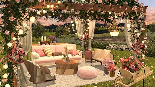 My Home Design : Garden Life 0.3.5 screenshots 2