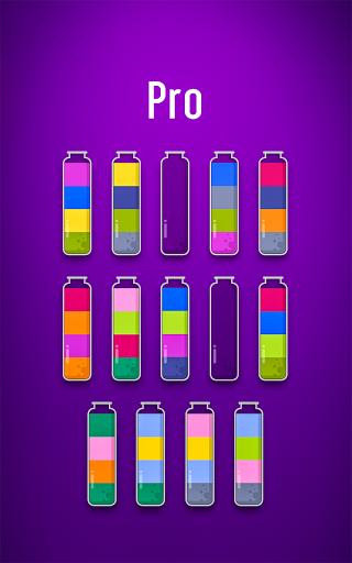 Sort Water Puzzle - Color Sorting Game  screenshots 10