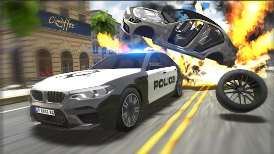 Police vs Crime Online Mod Apk 1.5.1 (God Mode) 5