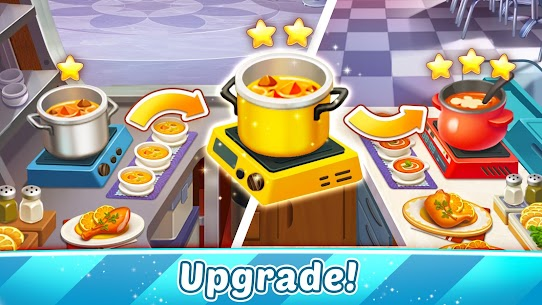 Cooking Joy 2 Hileli Apk Güncel 2021** 3