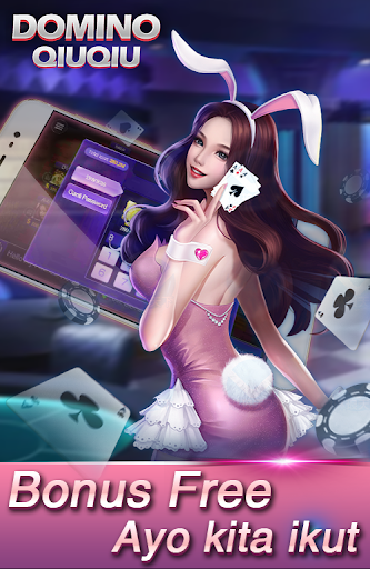 Domino 99 qiuqiu poker qq gaple remi capsa susun 1.4.5 screenshots 2