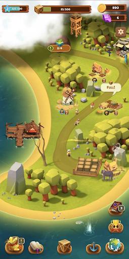 Agenite: Medieval Empire builder  screenshots 1