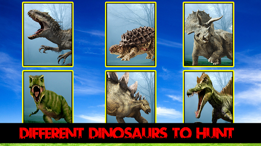 Dino Hunter: Dinosaur Hunter- Dinosaur Games 1.1 screenshots 10