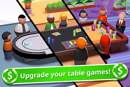 Idle Casino Manager Mod Apk- Business Tycoon Simulator (Free Upgrade) 1