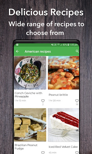 All Recipes : World Cuisines 54.0.0 Screenshots 4
