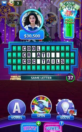 Wheel of Fortune: Free Play 3.59 screenshots 12
