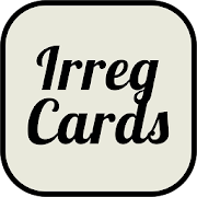 Irregular Verbs Cards: English Irregular Verbs