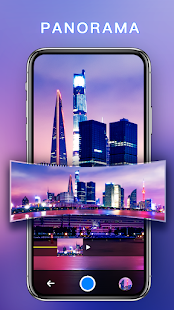 HD Camera - Best Filters Cam with Editor & Collage 2.6.4 Screenshots 7