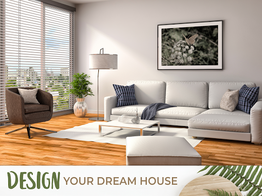 My Home Makeover Design: Dream House of Word Games 1.7 screenshots 1