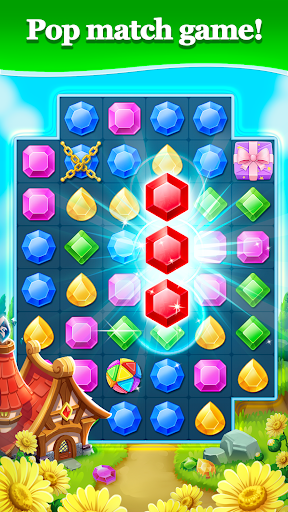 Jewel Hunter - Free Match 3 Games  screenshots 9