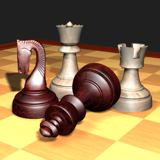 Chess V+, solo and multiplayer board game of kings