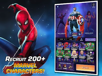 MARVEL Puzzle Quest: Join the Super Hero Battle! Apk Mod + OBB/Data for Android. 7