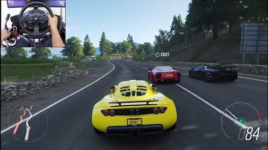 Forza horizon 4 G29 gameplay Apk İndir 4