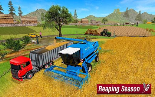Drive Farming Tractor Cargo Simulator ud83dude9c 2021  screenshots 2